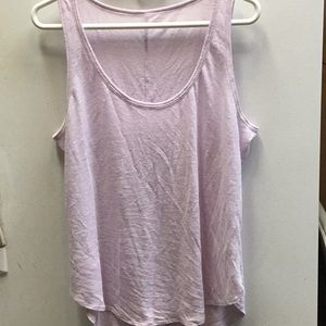Old Navy Pink Tank Top Size XL